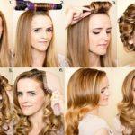 Как завить волосы утюжком для выпрямления самой себе в домашних условиях
