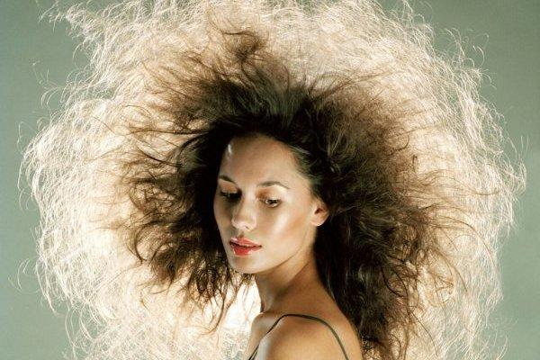 эффект макарон у волос