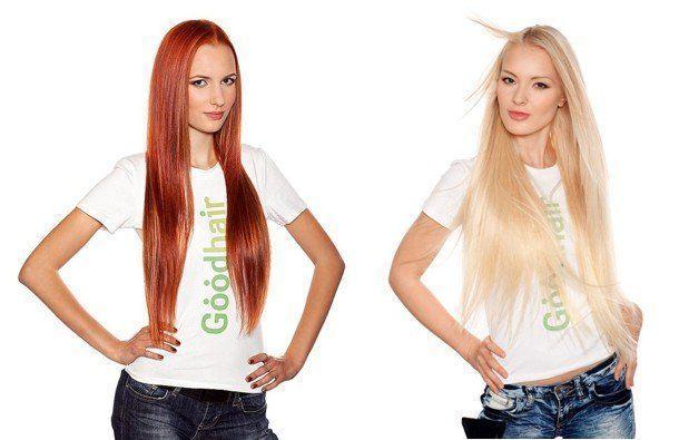 Капсульное наращивание волос (20 фото)