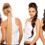 Ленточное наращивание волос — плюсы и минусы, обзор процедуры