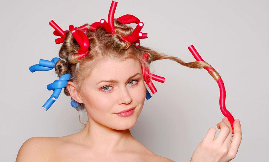 Как сделать химию на волосах в домашних условиях