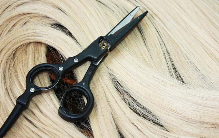 Стрижка волос горячими ножницам плюсы и минусы