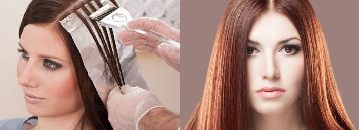 Как после химии выпрямить волосы