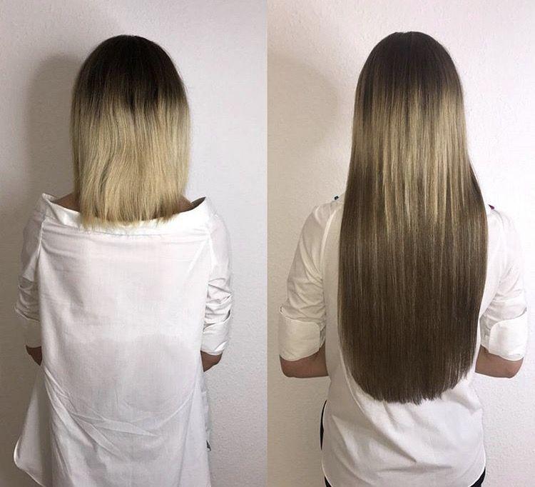 Прическа на длинные прямые волосы фото этой