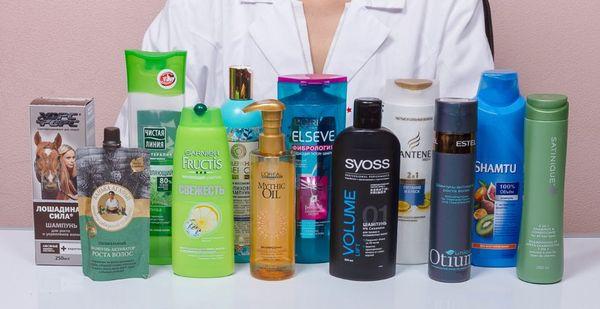 шампуни от жирности волос