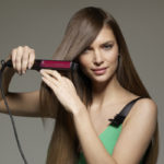 Как идеально выпрямить волосы утюжком в домашних условиях