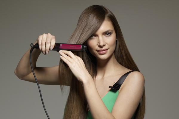 Сделать волосы прямыми без выпрямителя. Как правильно выпрямить волосы разными методами? Как выпрямить волосы феном