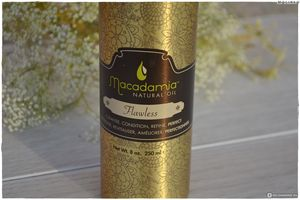 Мусс Flawless от Macadamia Natural Oil