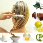 Народные рецепты против жирности волос – маски, настойки, масла, отвары