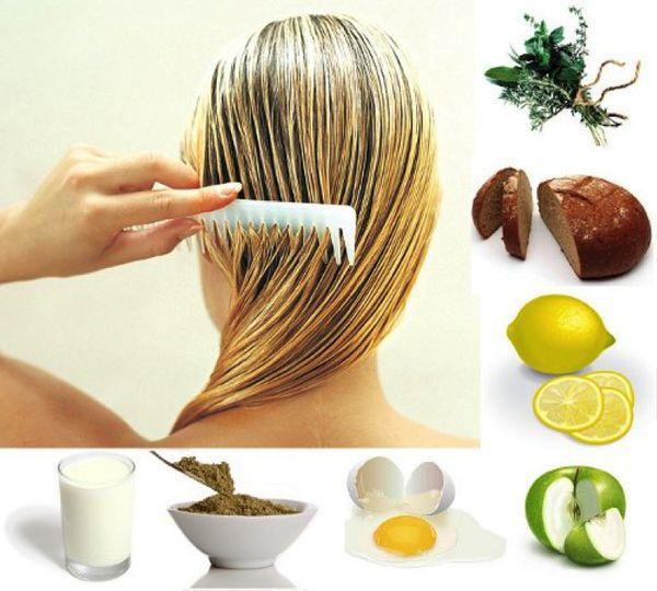 Травы для волос для укрепления, роста, от выпадения, для жирных и сухих волос