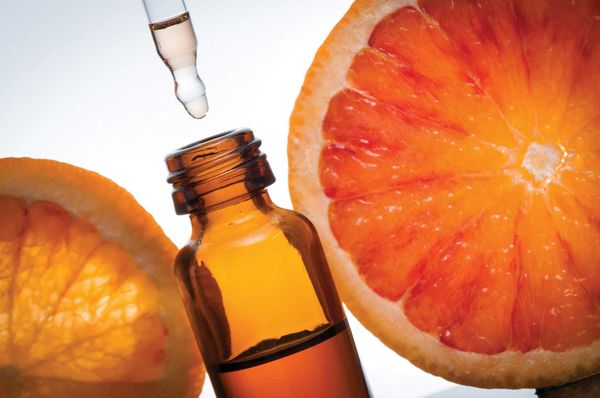 С лимоном и апельсином (цитрусовая)
