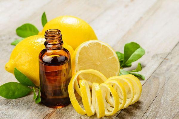 С оливковым маслом и лимоном