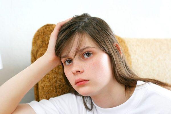 жирные волосы у подростка