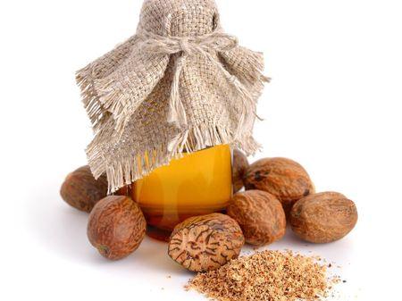 масло мускутного ореха