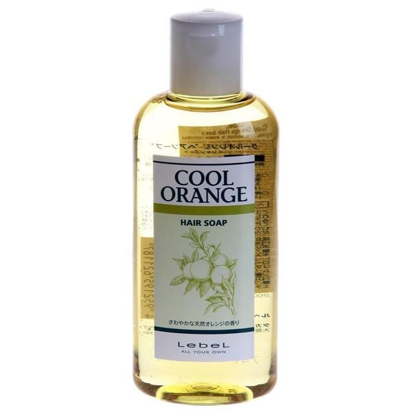 Lebel COOL ORANGE Hair Soap Cool»
