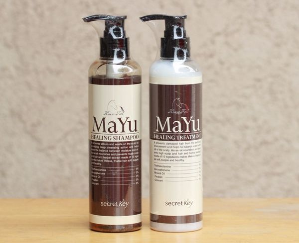 MaYu Healing Shampoo шампунь