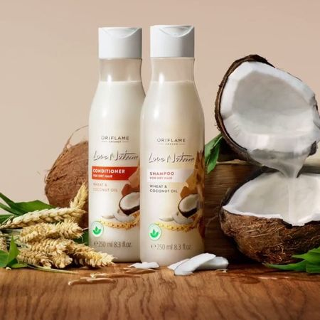 Oriflame «Пшеница и кокос»