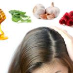 📌Маска против перхоти в домашних условиях — 22 рецепта с фото и процессом приготовления