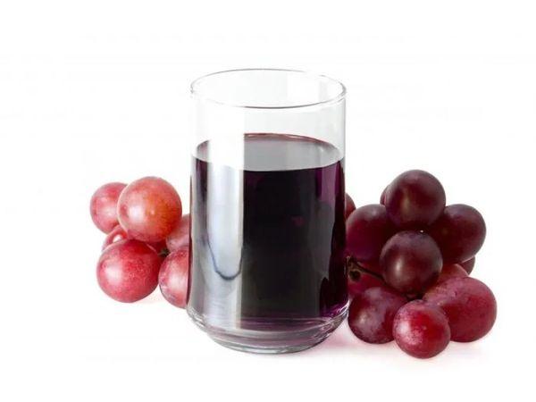 Ополаскиватель из сока винограда