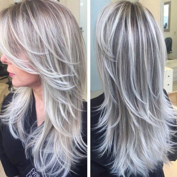 красивые оттенки волос