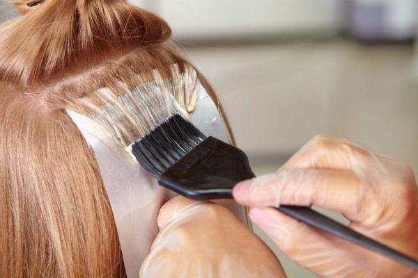Мелирование на окрашенные волосы: темные, черные (с фото)