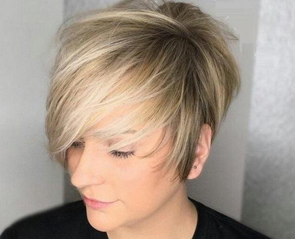 Тонкое мелирование на длинные волосы