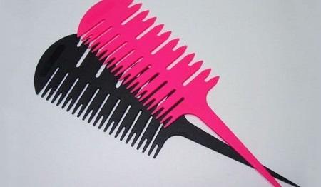 Мелирования волос в домашних