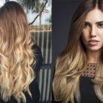 Окрашивание омбре на русые волосы – 33 фото, виды и ТОП модных оттенков: розовое, красное, пепельное, фиолетовое