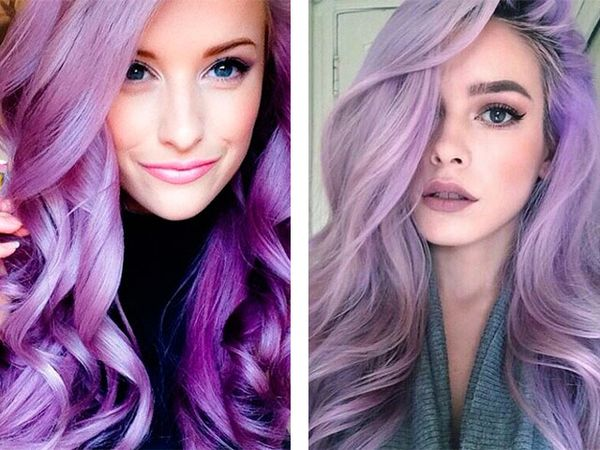 Фиолетовое