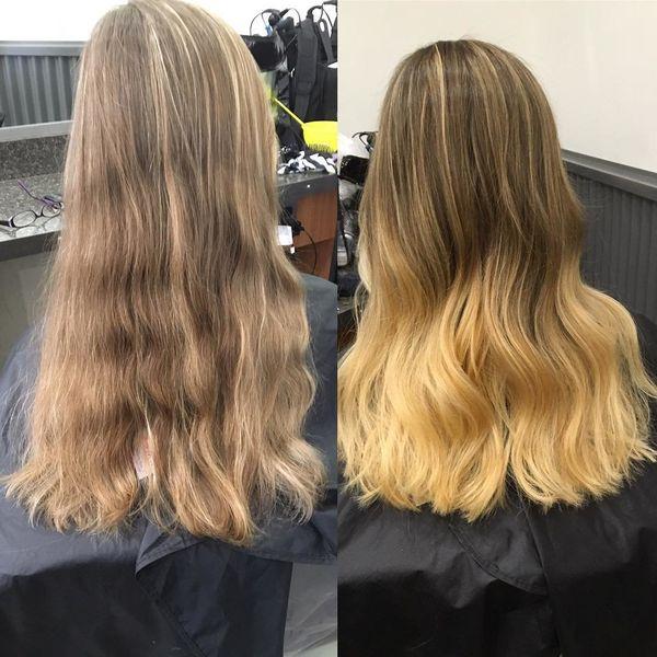 волосы после процедур