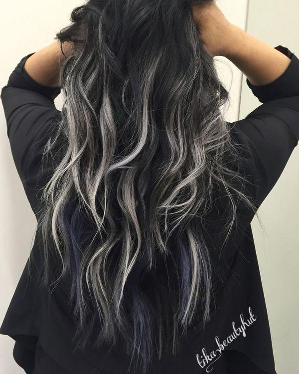на тонкие волосы