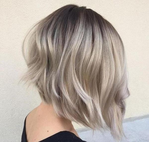 Мелирование на темные вьющиеся волосы