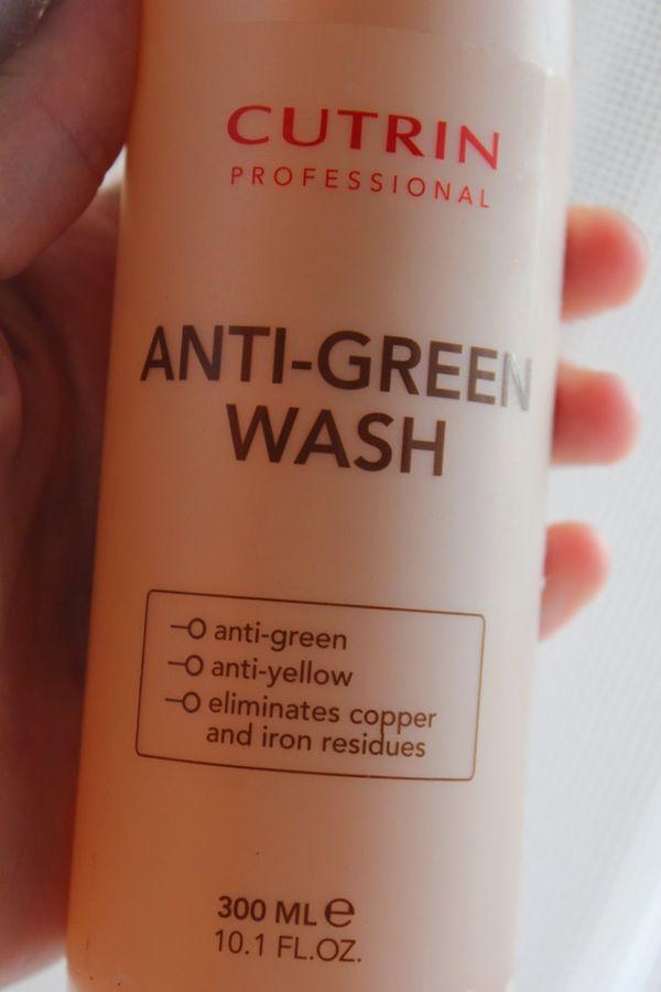 Anti-Green от Cutrin