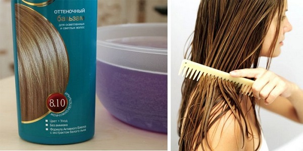 Тонирование волос на дому (Виды.По типу.По цвету.)