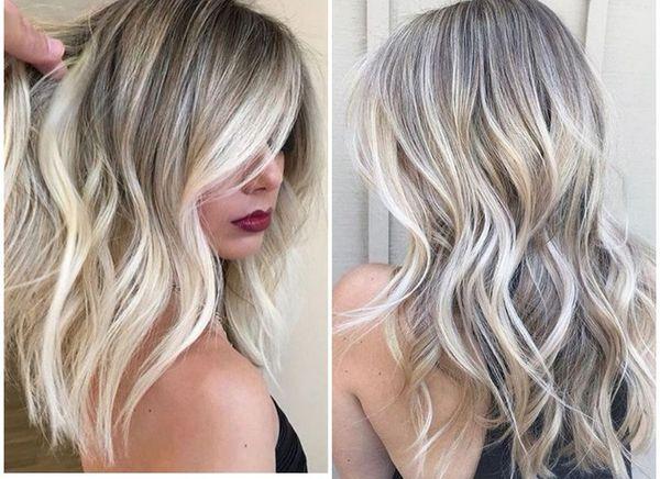 Балаяж на светлые волосы: фото на короткие, средние и длинные волосы, как сделать в домашних условиях