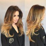 Балаяж на длинные волосы – фото до и после, ТОП 3 цвета, техника пошагово, сколько стоит и как ухаживать за волосами