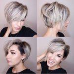 Окрашивание балаяж на короткие волосы – фото до и после, техника, цена