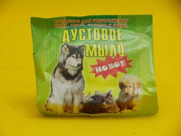 дустовое мыло собакам и кошкам