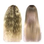 Органическое выпрямление волос с танинами (Танинопластия)
