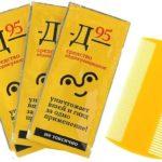 Препарат д 95 от вшей и гнид – обзор, состав, отзывы и цена