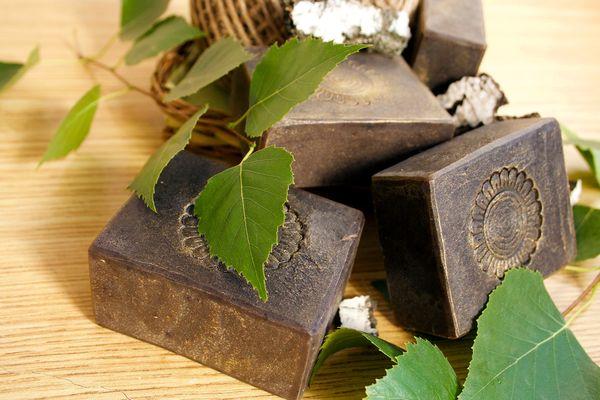 преимущества дегтярного мыла
