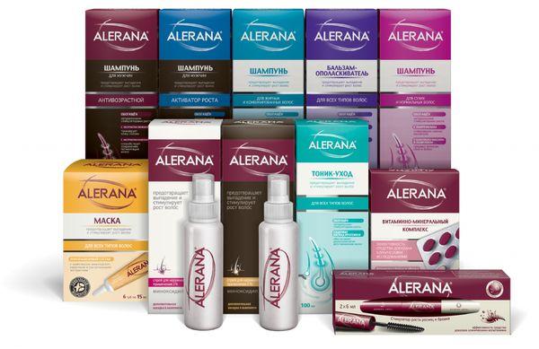 Аптечные средства для роста волос