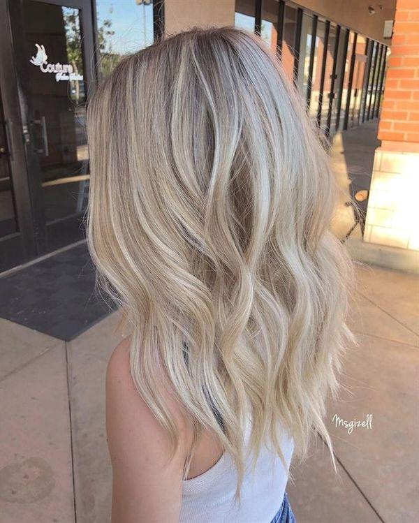 Матовое окрашивание волос