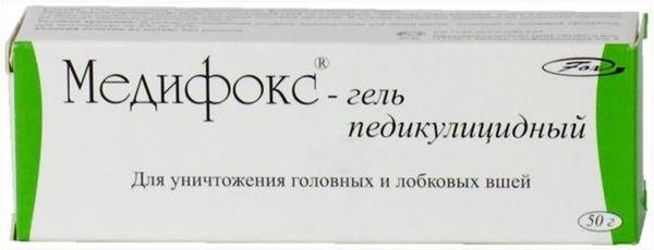 Медифокс гель