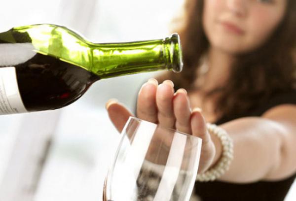 С алкоголем