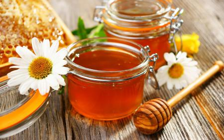 мед для горчичной маски