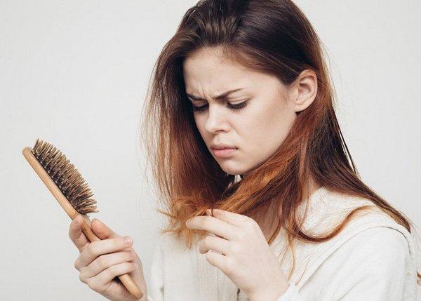 проблемы с волосами