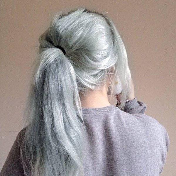 Granny Hair Style «Бабушкины волосы» Молодежный тренд 2019