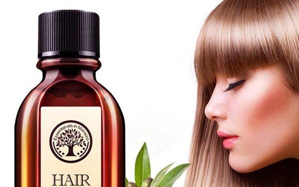 Бальзам для выпрямления волос