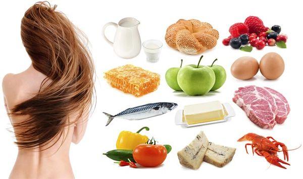 Питание для здоровой головы. Самые полезные продукты для красоты и здоровья волос